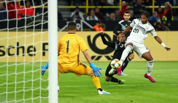 Deutschland - Argentinien: Highlights und Tore im Video