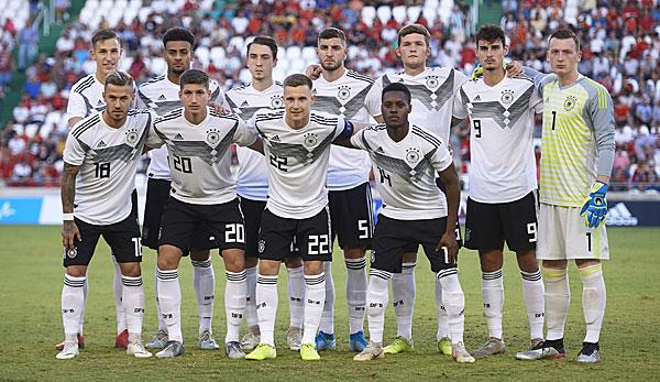 Testspiel Deutschland Spanien 2021