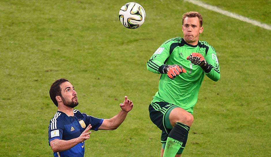 Deutschland Argentinien Die Aufstellungen Im Wm Finale