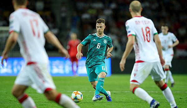 Deutschland vs. Weißrussland live im TV und Livestream sehen: So geht's