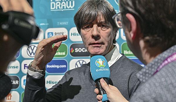 DFB testet vor der EM gegen die Schweiz