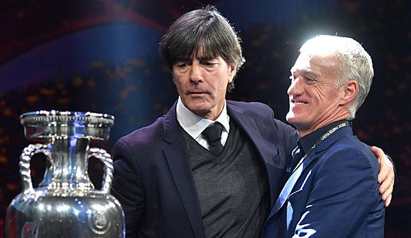 DFB-Team testet vor EM gegen Spanien und Italien