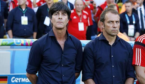DFB-Team: Hansi Flick findet Kritik an Joachim Löw