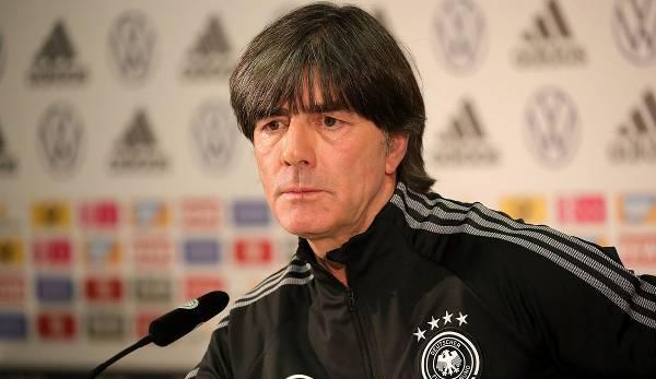 Joachim Löw a annoncé que l'espace pour les places de l'équipe EM a commencé.