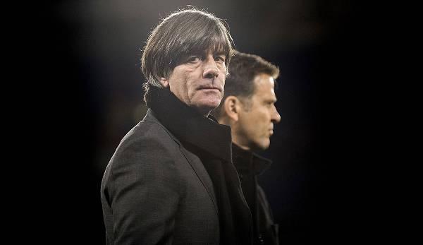 Le contrat de Joachim Löw avec la DFB court jusqu'en 2022.
