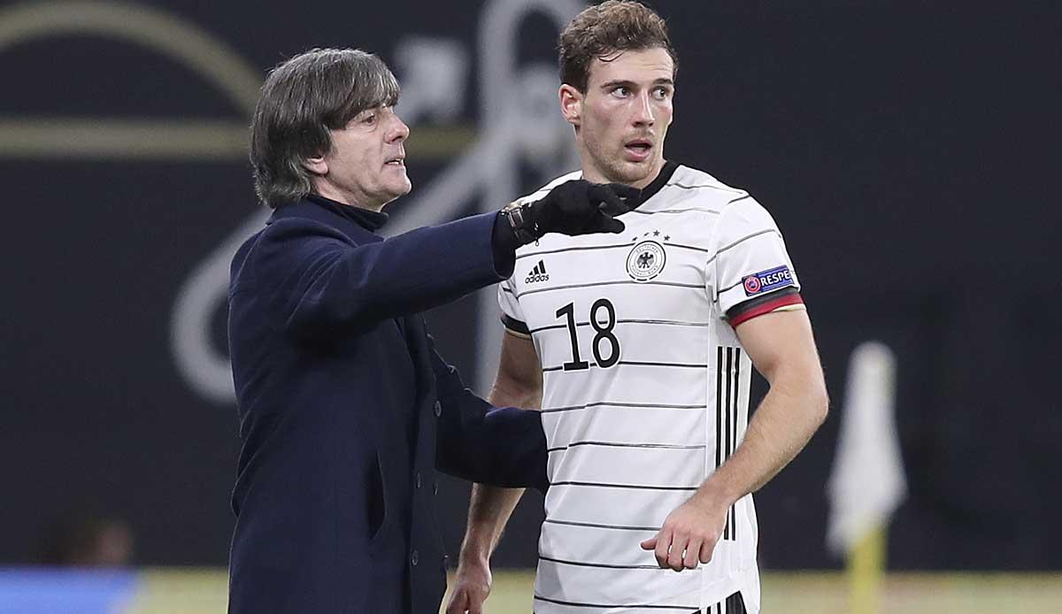 DFB-Team: Goretzka nimmt Löw nach WM-Quali-Pleite gegen Nordmazedonien in Schutz
