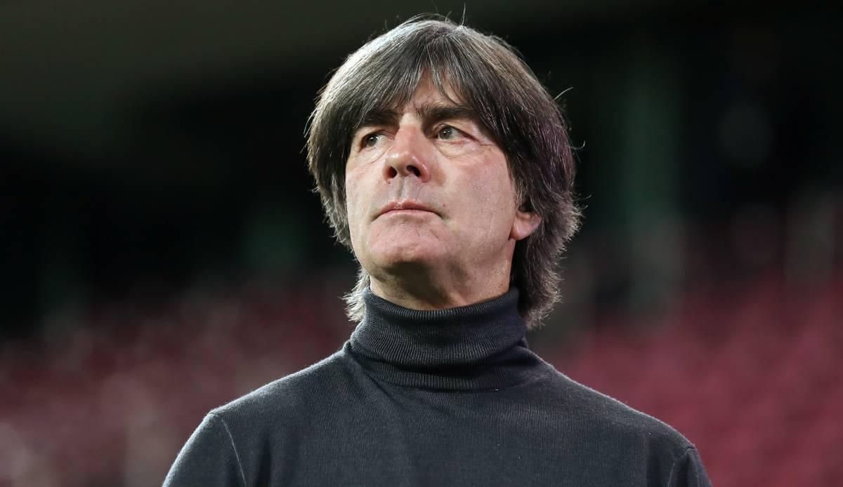 Völler über Löw: Hat sich verdient, noch eine EM zu spielen