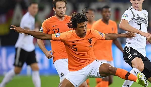 Em Quali Deutschland Gegen Niederlande 2 4 Der Live
