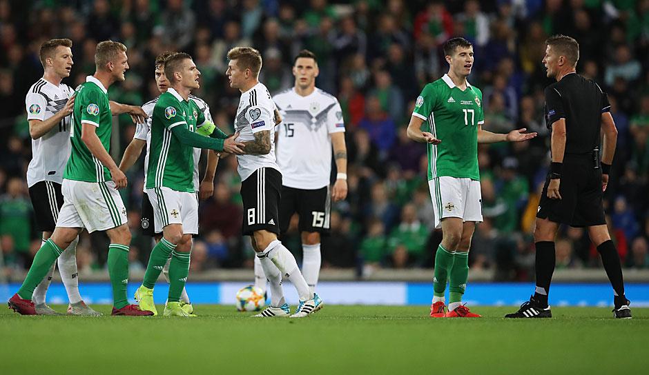 Deutschland Gegen Nordirland Live Stream
