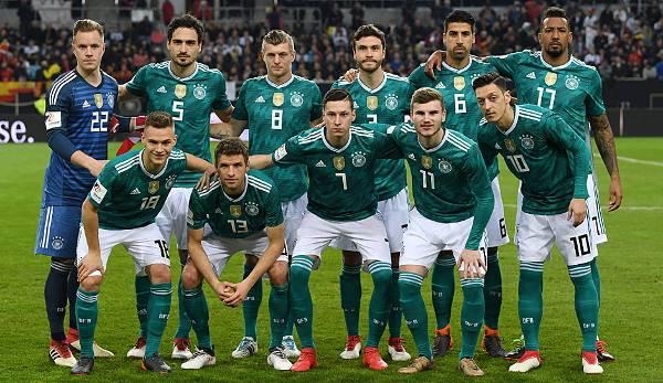 Pressestimmen Nach Dfb Team Vs Spanien Deutschland Hat Spaniens