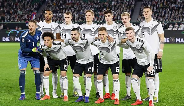 Dfb Team Spielplan
