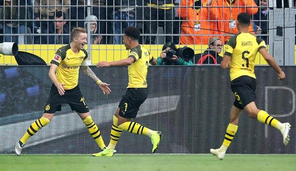 Borussia Dortmund Bvb Union Berlin Heute Live Dfb Pokal Im Tv