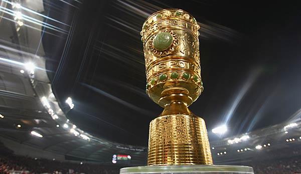 DFB Pokal: Viertelfinal-Auslosung im LIVETICKER