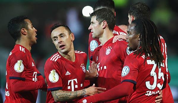 DFB-Pokal: Bayerns Weg ins Finale gegen RB Leipzig