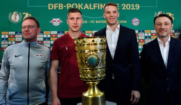 Dfb Pokal Heute Im Free Tv Alle Informationen Zur Ubertragung
