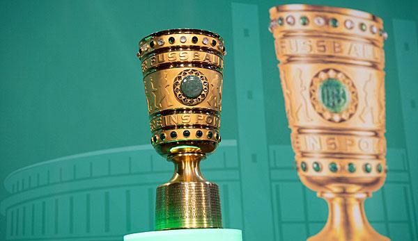 Termin 1. Runde Dfb Pokal