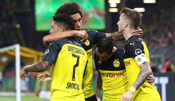 Spielbeginn Dfb Pokal Heute