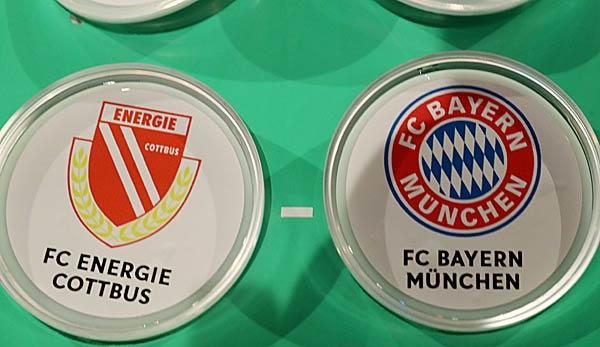 Bayern - Transfer-Wirbel ausblenden: Bayern bei Cottbus gefordert