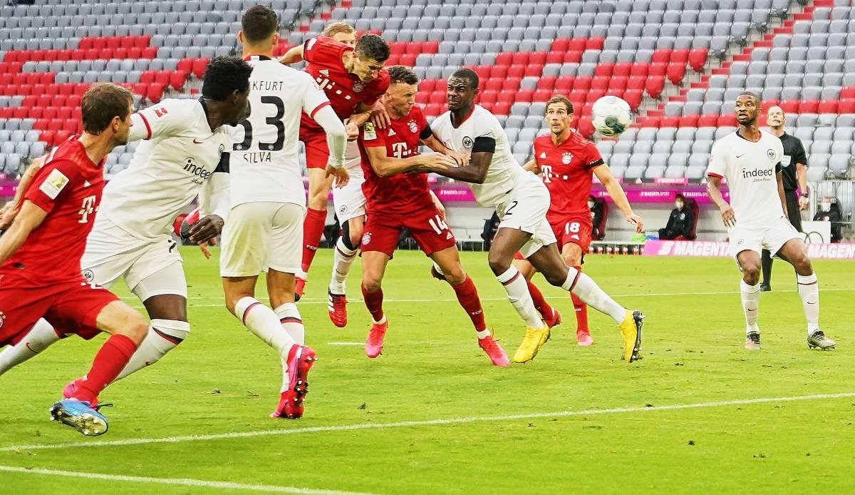 Livestream Bayern Frankfurt