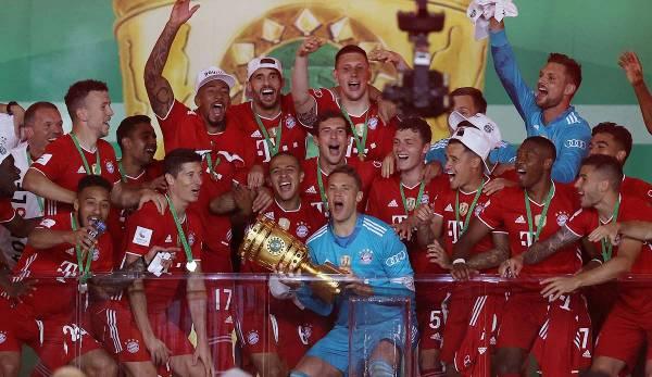 Le Bayern Munich a battu le Bayer Leverkusen 4-2 en finale de la saison de coupe 2019/2020.