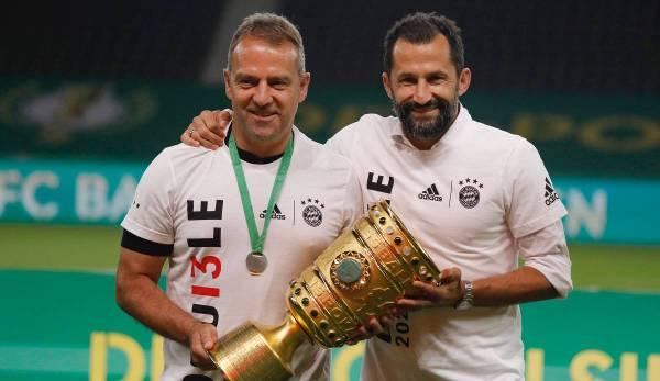 Le FC Bayern a remporté la Coupe DFB la saison dernière.