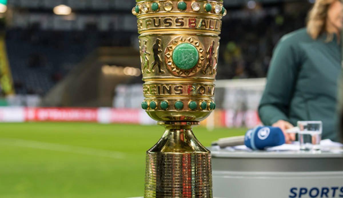 Dfb Pokal Гјbertragen
