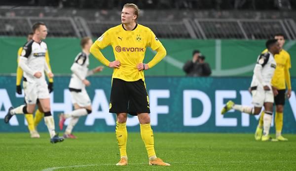 Der BVB gewann gegen Paderborn erst in der Verlängerung.