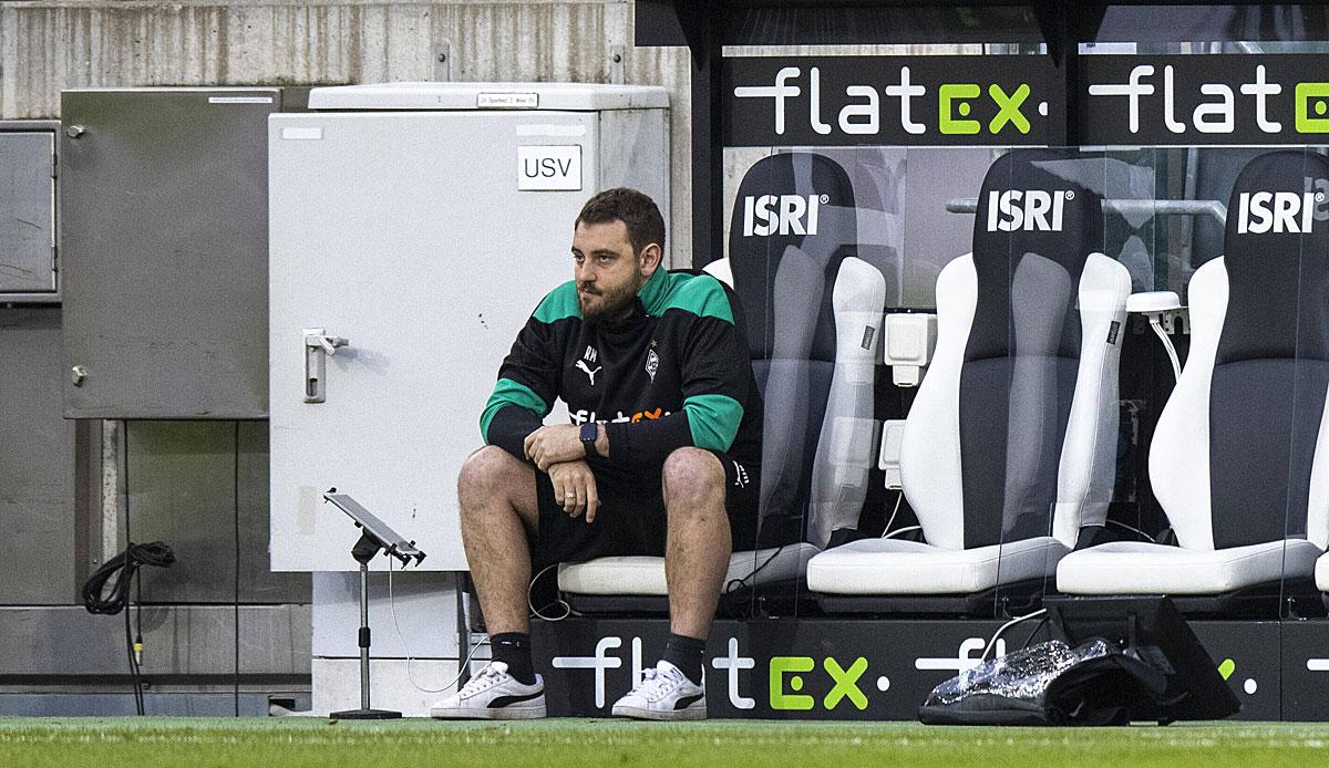 Borussia Mönchengladbach: Co-Trainer Maric kassiert Shitstorm nach Austausch mit Erling Haaland