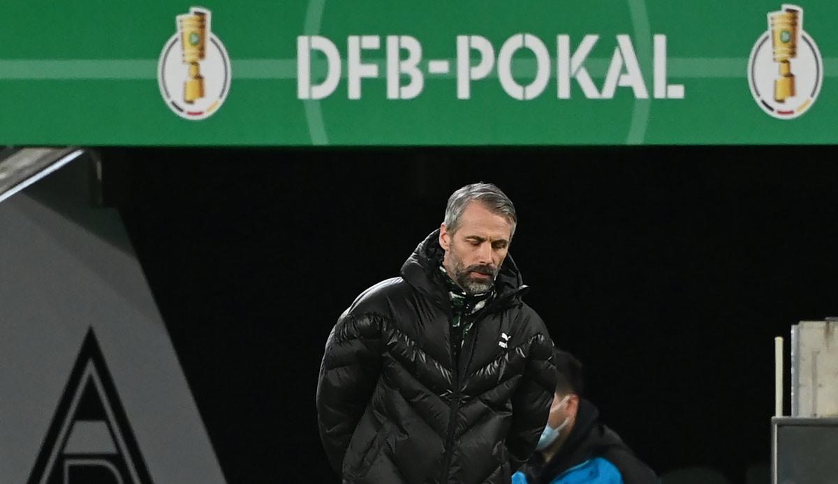 Mönchengladbach - BVB 0:1: Jadon Sancho schießt Borussia Dortmund ins DFB-Pokal-Halbfinale