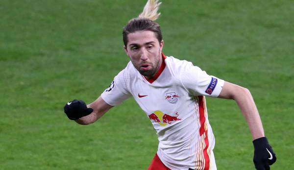 Kevin Kampl meets BVB with RB Leipzig on Thursday.