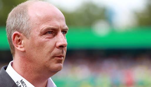 Mario Basler war mit seinem Einstand als Oberhausen-Trainer zufrieden