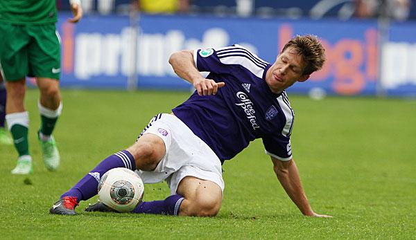 Nicolas Feldhahn Neuer Vertrag bis 2016 Osnabrck bindet Feldhahn Sport