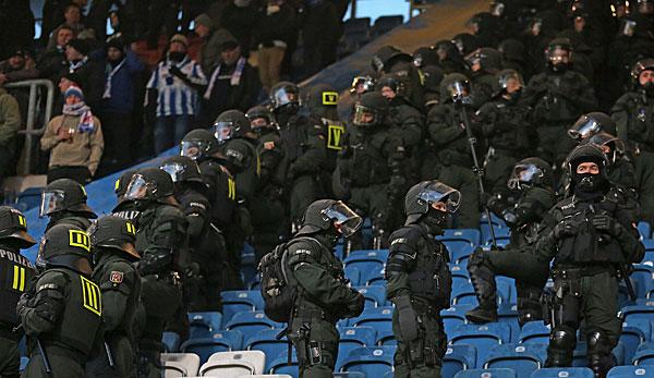 გერმანიაში 253 გულშემატკივარი დააკავეს