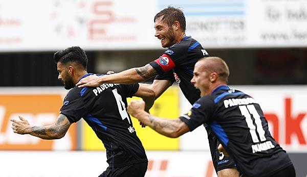 Paderborn 3 Liga