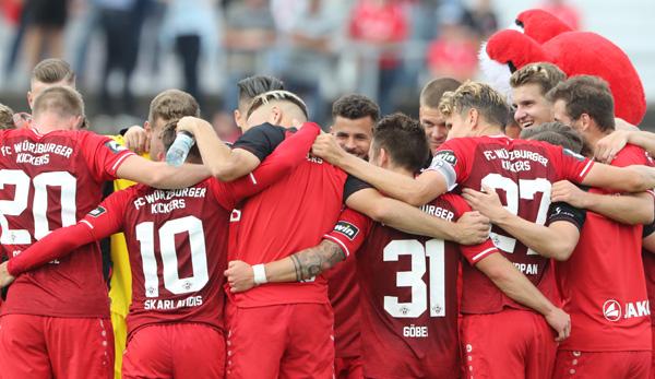 Würzburger Kickers Gegen Einrtracht Braunschweig Heute Live Tv