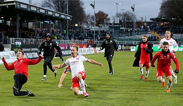 Fussball 3.Liga Heute