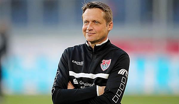 Ergebnisse Dritte Bundesliga