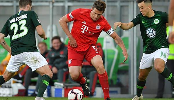 Wolfsburg Bayern Livestream