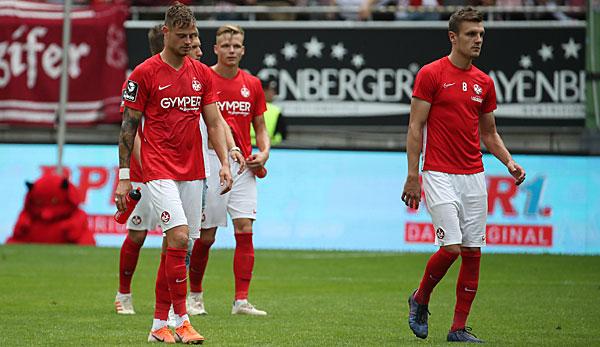 Zwickau Gegen Kaiserslautern