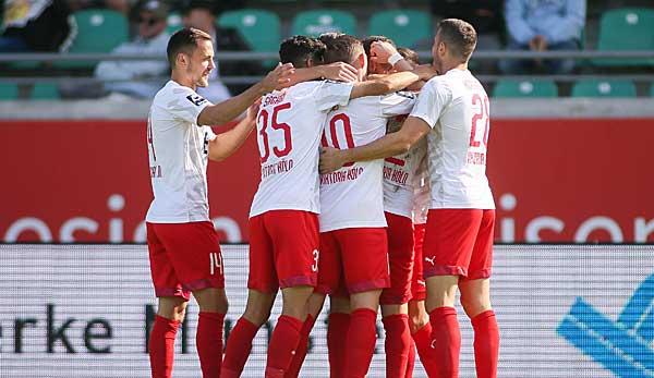 3. Liga: Viktoria Köln - Eintracht Braunschweig heute live im TV, Livestream und Liveticker