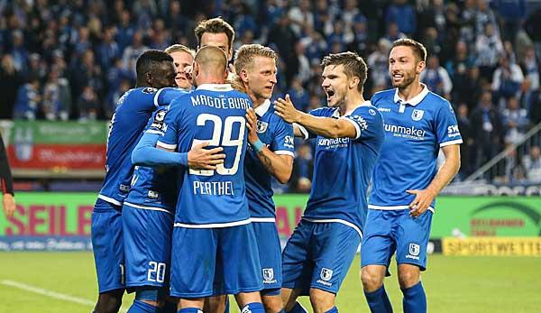 Spiel Magdeburg Heute