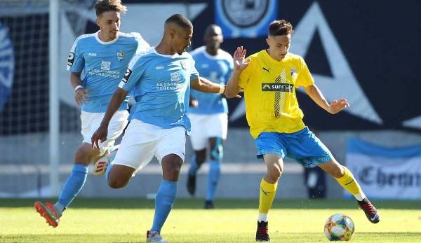 Carl-Zeiss Jena - Chemnitzer FC heute live im TV