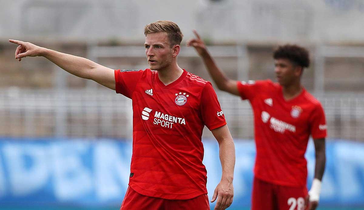 Kann Bayern 2 Aufsteigen