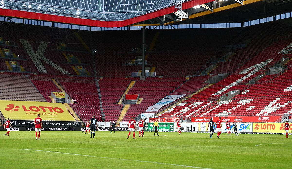 3. Liga: Heimspiel von Carl Zeiss Jena diesmal auf dem Betzenberg