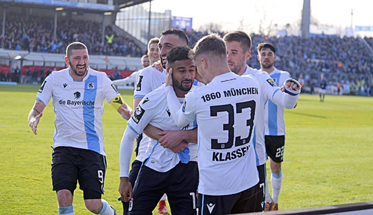 1860 München gegen FC Ingolstadt jetzt im Liveticker zum Nachlesen: 0:2