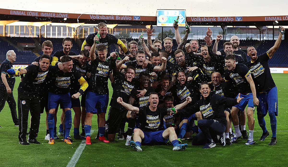 Live Tabelle 3. Liga