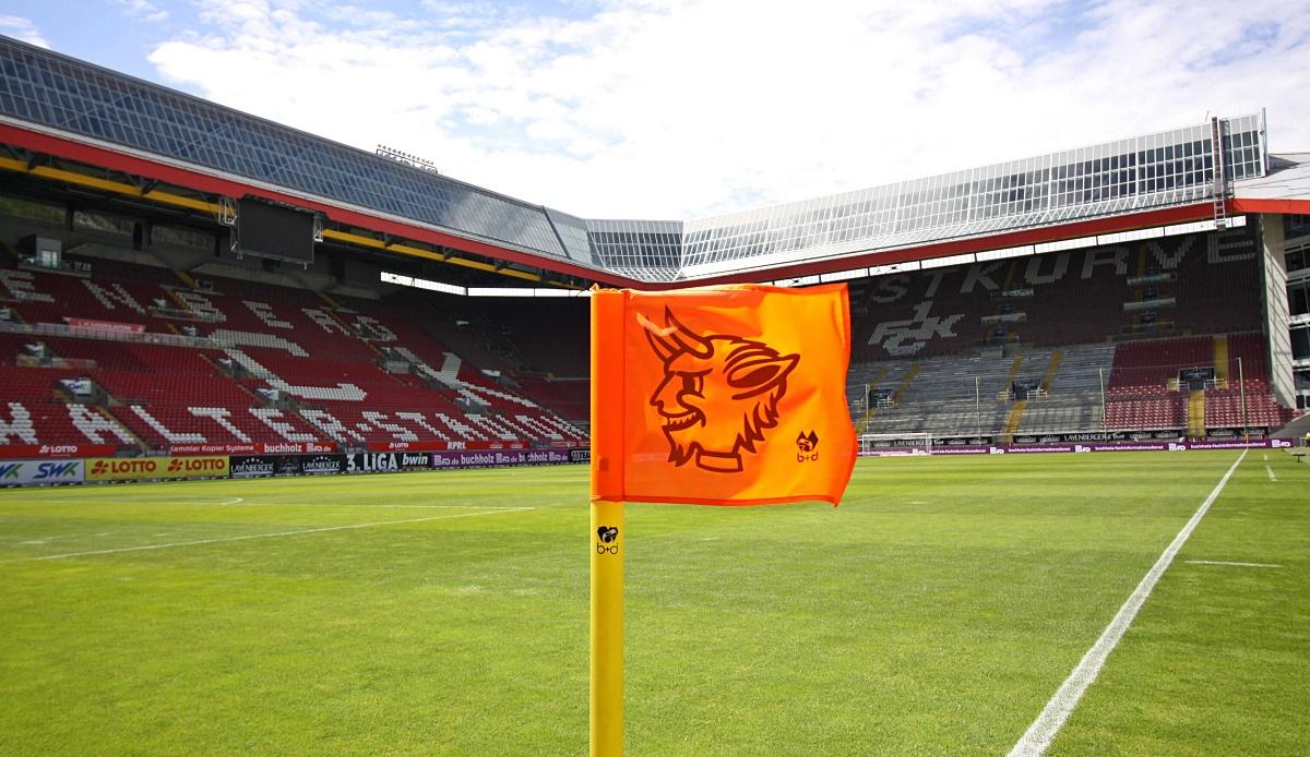 3. Liga: FCK will Vertrag mit regionaler Investorengruppe abschließen