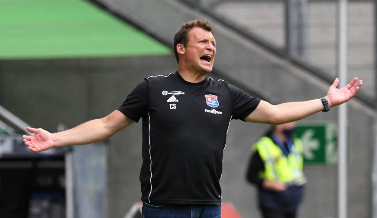 3. Liga: Claus Schromm nicht mehr Haching-Trainer - Wechsel ins Management