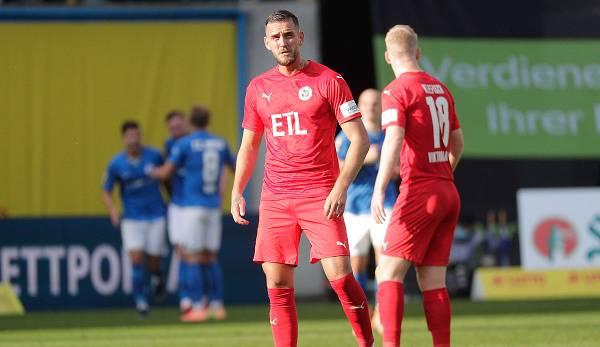 Viktoria Köln musste zuletzt zwei Niederlagen in Folge einstecken.