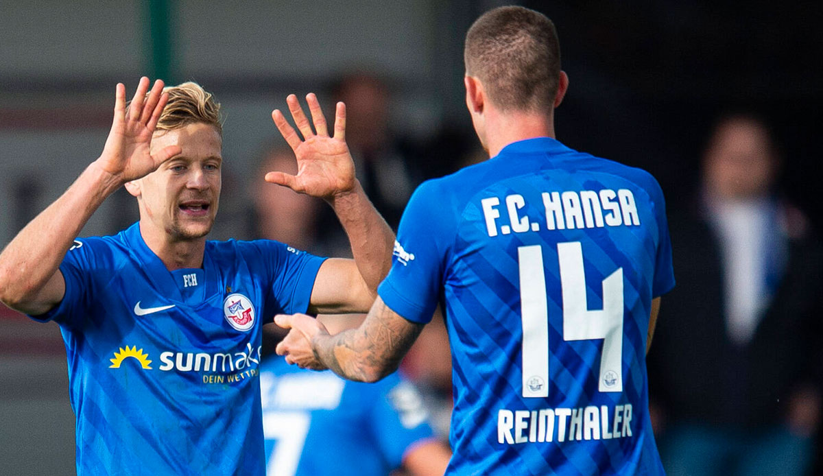 Spiel Hansa Rostock Heute